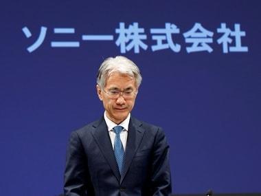 Sony Corp's Chief Financial Officer Kenichiro Yoshida. Reuters