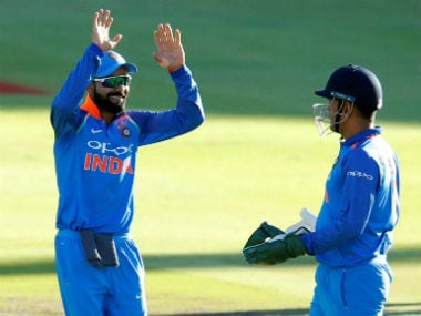 India vs England: 'Brilliant' Virat Kohli already close to attaining legendary status, says senior wicket-keeper MS Dhoni
