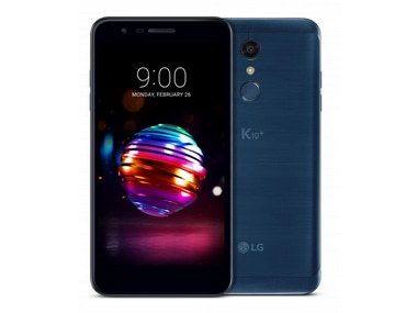 The 2018 LG K10. Image: LG Newsroom