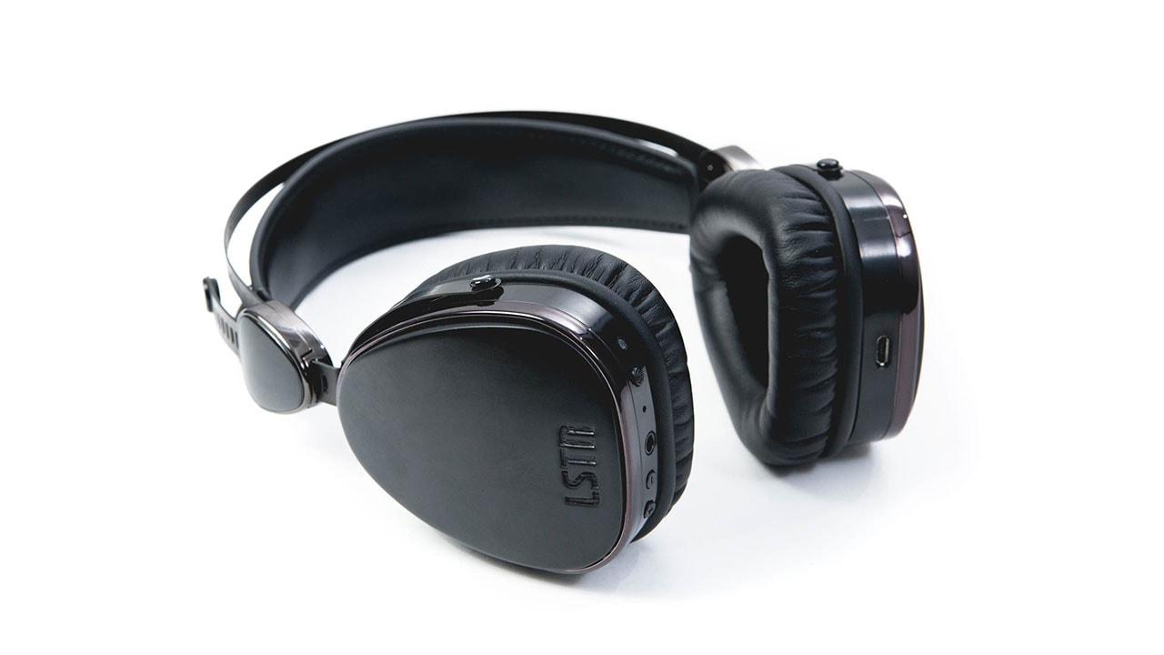 LSTN Wireless headphones side 720