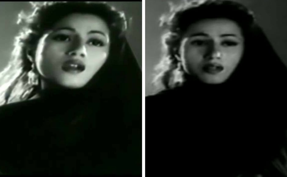 The 1949 film, Mahal is indeed one of the milestone films of Indian cinema. The song 'Aayega Aanewala' gave Indian cinema two of its brightest jewels in the form of Madhubala, as leading lady and Lata Mangeshkar as playback singer. YouTube screengrab.