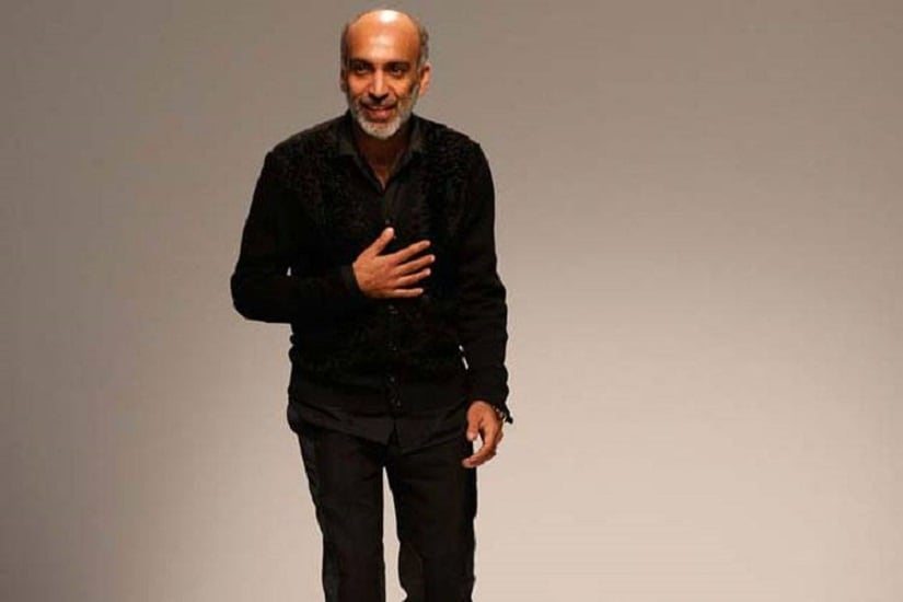 Designer Manish Arora. Image from Facebook/Indian Eagle
