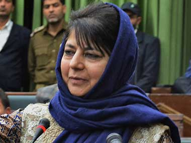 Kathua rape case: Mehbooba Mufti accepts resignations of BJP ministers, forwards them to Jammu and Kashmir governor