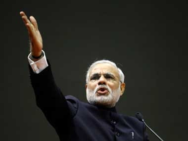 File image of Narendra Modi. Reuters