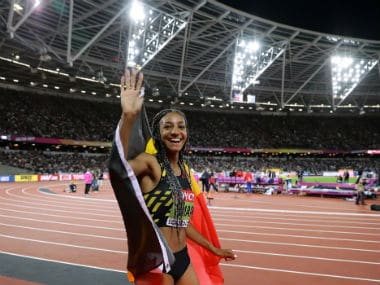 Nafissatou Thiam to skip World Indoor Championships to focus on European outdoor event in Berlin