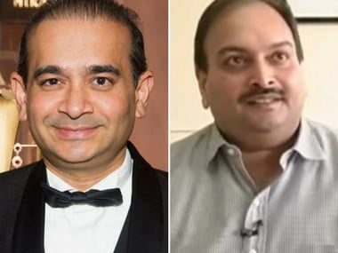 File image of Nirav Modi and Mehul Choksi. Facebook@NIRAVMODIjewels and YouTube screengrab