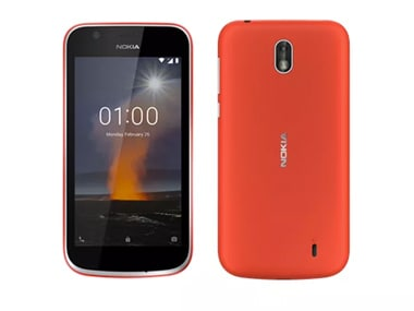 Nokia 1 with Android Oreo Go edition and Xpress-on covers launched in India at Rs 5,499