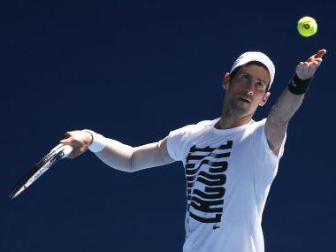 Novak Djokovic undergoes 'small medical intervention' for lingering right elbow injury