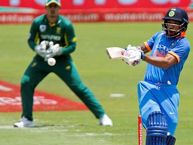 Indian opener Shikhar Dhawan believes the Indian team is in good stead and have the ability to win .Reuters