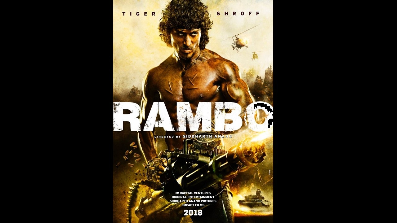 Rambo remake: Tiger Shroff starrer to go on floors in