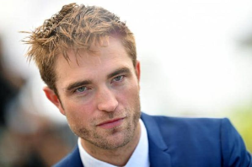 Robert Pattinson. Image from Twitter/@TheFilmStage