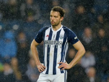 File image of Jay Rodriguez. Reuters