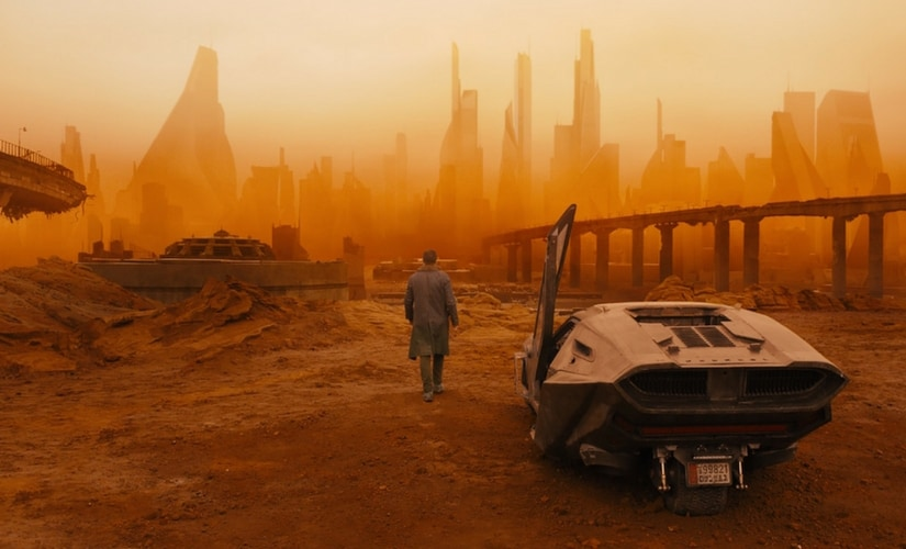 A still from Blade Runner 2049/Image from Twitter.