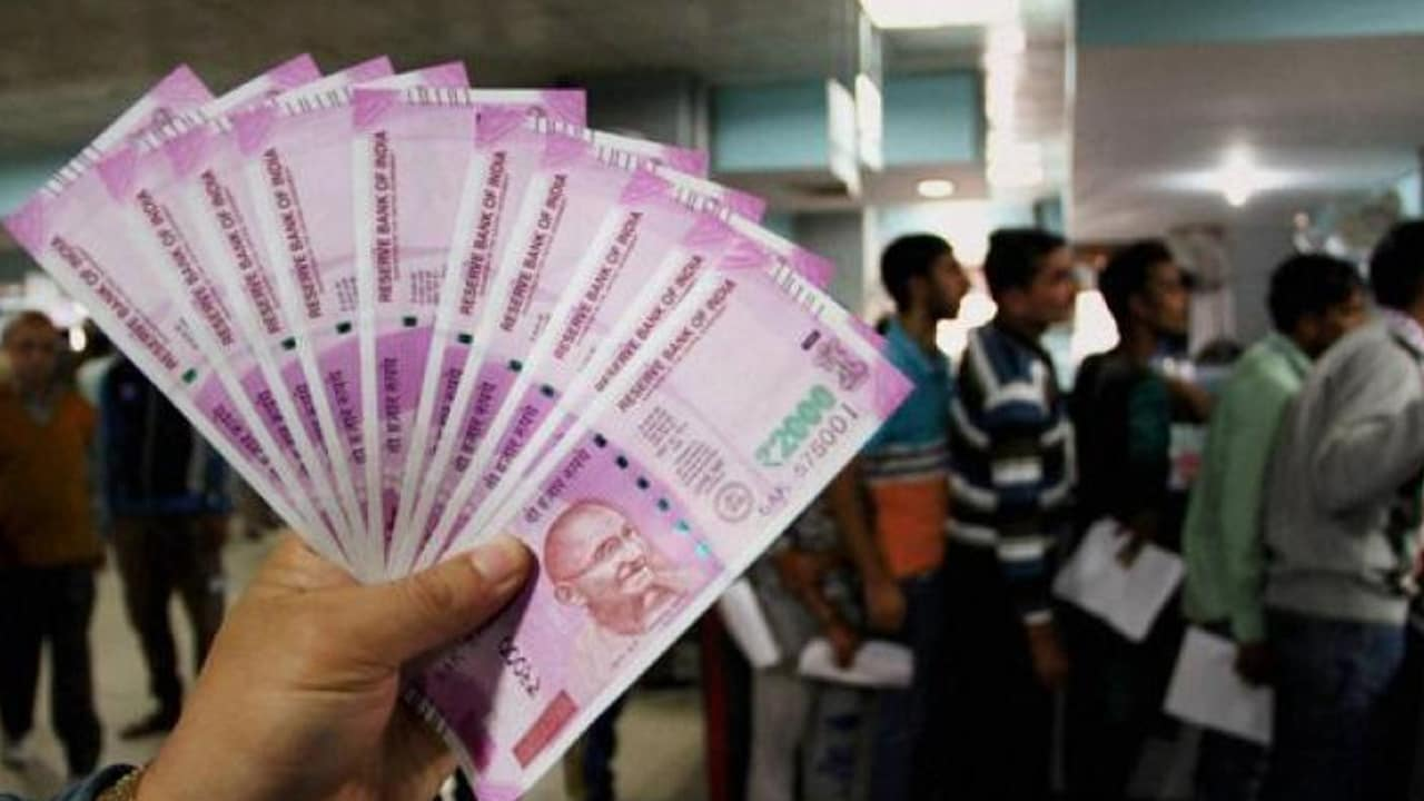 Rupee pares initial gains, settles 27 paise higher at 74.89; RBI measures boost investor sentiment