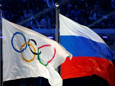 IOC lifts ban on Russia after Winter Olympics 2018 even as country's anti-doping agency remains suspended