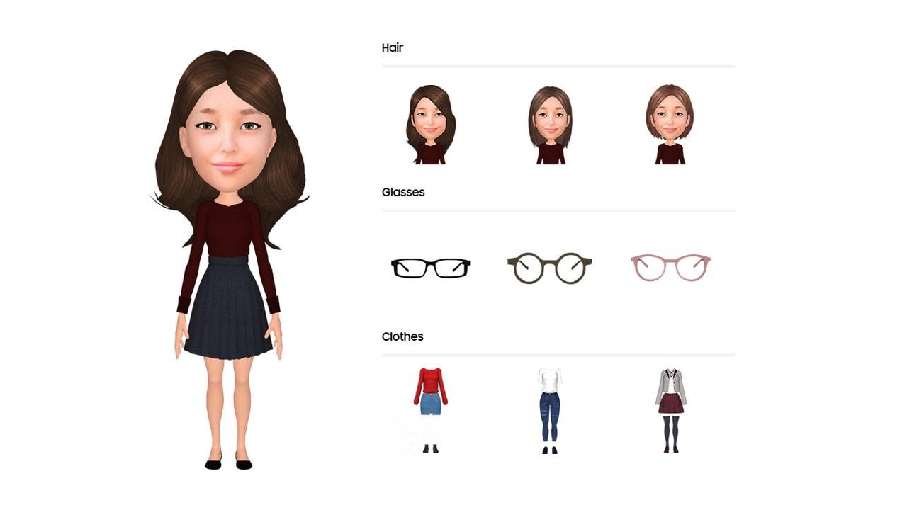 Image result for samsung ar emoji