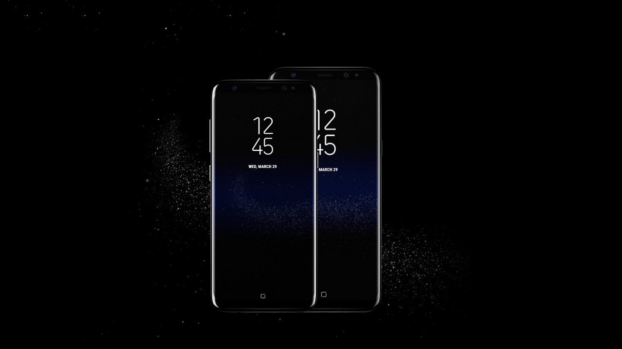 Samsung Galaxy S8 and S8 Plus 16x9