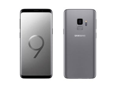 The Samsung Galaxy S9. Image: Evan Blass/Twitter