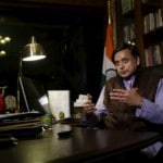 After five 'wasted' years, BJP trying to turn Lok Sabha polls into 'national security-based election', says Congress' Shashi Tharoor