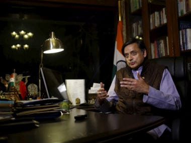 After five 'wasted' years, BJP trying to turn Lok Sabha polls into 'national security-based election', says Congress Shashi Tharoor