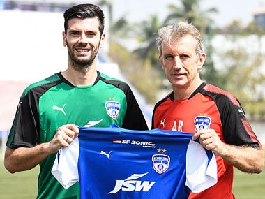 Bengaluru FC sign Spanish striker Image Courtesy: Bengaluru FC official website