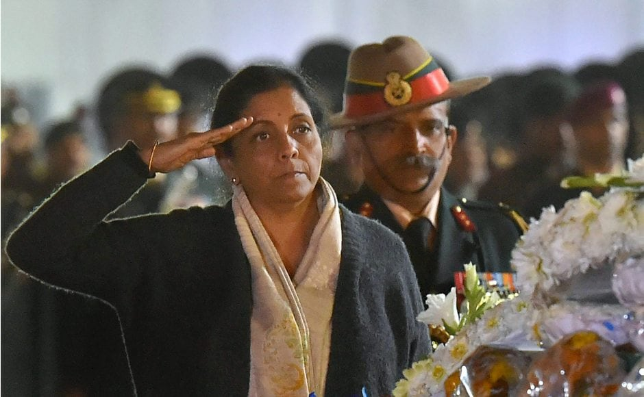 Defence Minister Nirmala Sitharaman also paid tribute to Kundu. He was commissioned in National Defence Academy (NDA) in 2012. PTI