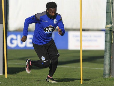 La Liga: Ghana midfielder Sulley Muntari joins relegation-haunted Deportivo La Coruna on short-term deal