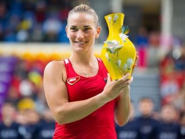 Taiwan Open: Timea Babos defeats Kateryna Kozlova in final to win third WTA singles title of her career
