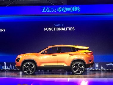Auto Expo 2018: Tata Motors unveils the H5X SUV concept, to join the Tata lineup later this year