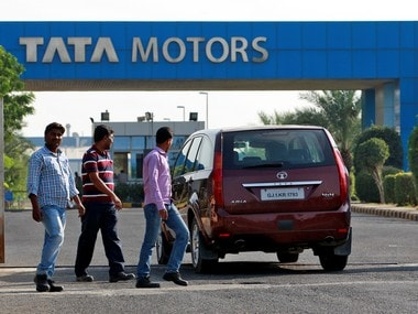 Tata Motors to hike passenger vehicles prices by up to Rs 60,000 from 1 April. Reuters image.
