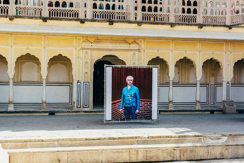 Terje Abusdal's Slash & Burn at Hawa Mahal