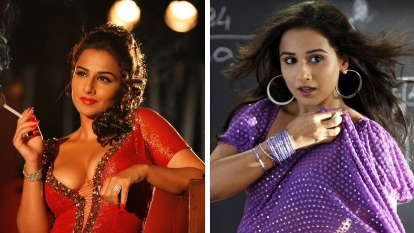 Vidya Balan in The Dirty Picture. Facebook