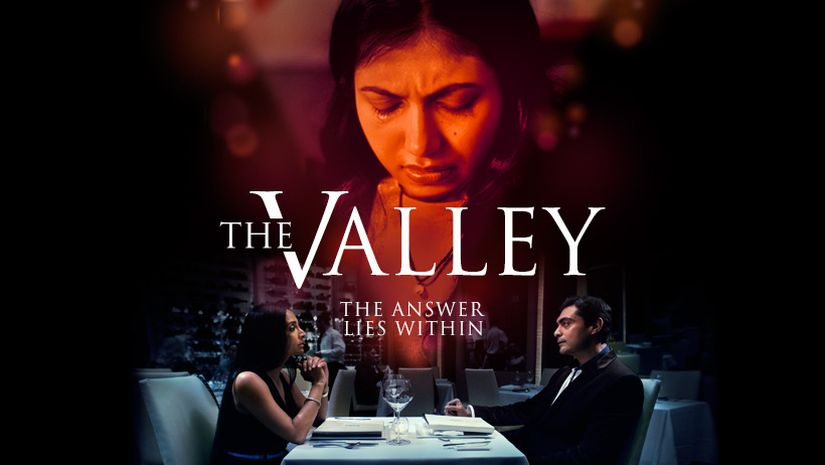 The Valley poster. Image via Facebook/The Valley