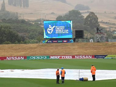 ICC U-19 World Cup 2018: Pakistan finish third after rain washes out play-off against Afghanistan