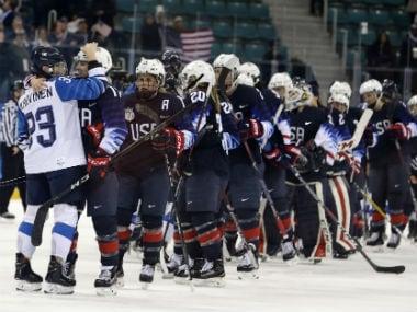 Winter Olympics 2018: Dominant US blank Finland 5-0 to enter womens ice hockey final