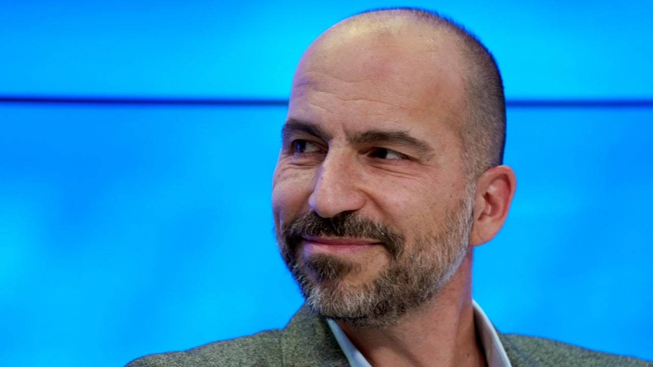 Uber has entered new era of focussing on profits, CEO Dara Khosrowshahi feels hes the right guy for the company now