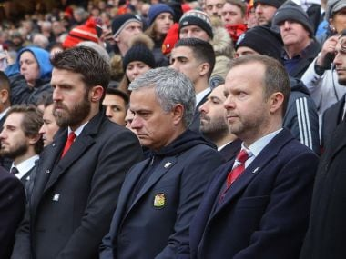 Premier League: Manchester United mark 60 years since Munich air disaster with a service at Old Trafford