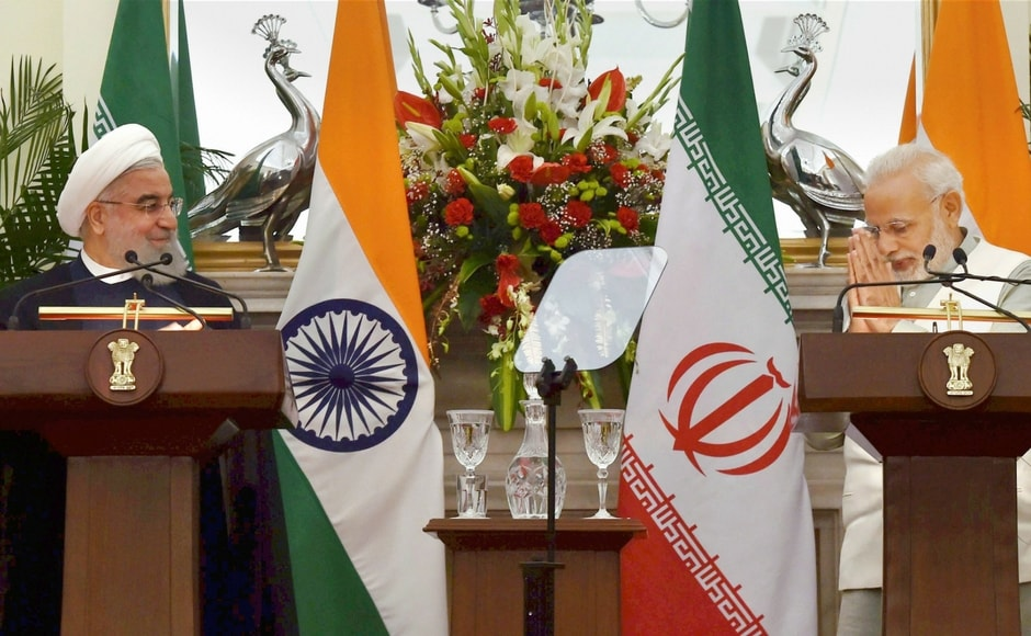 The two sides also reiterated their commitment to the International North- South Transport Corridor (INSTC) and stressed on the need for inclusion of Chabahar within its framework. PTI