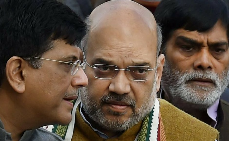 Shahspoke at the meeting and blamed Congress chief Rahul Gandhi's 'undemocratic' politics for his party members heckling the prime minister during his speech in the Lok Sabha on Wednesday. PTI