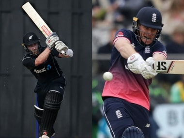 Highlights New Zealand vs England, 4th ODI at Dunedin: Ross Taylor ton leads Black Caps to win