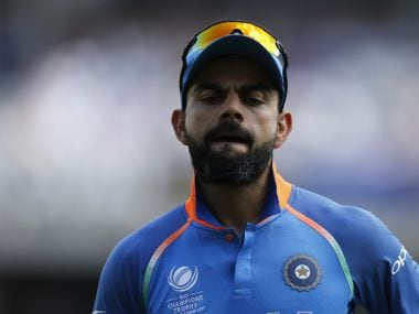 File image of Indian cricket captain Virat Kohli. Reuters