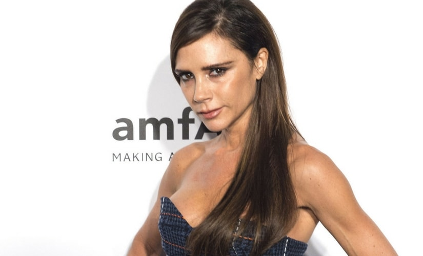 Victoria Beckham/Image from Twitter.