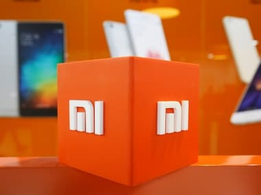 The logo of Xiaomi. Reuters.