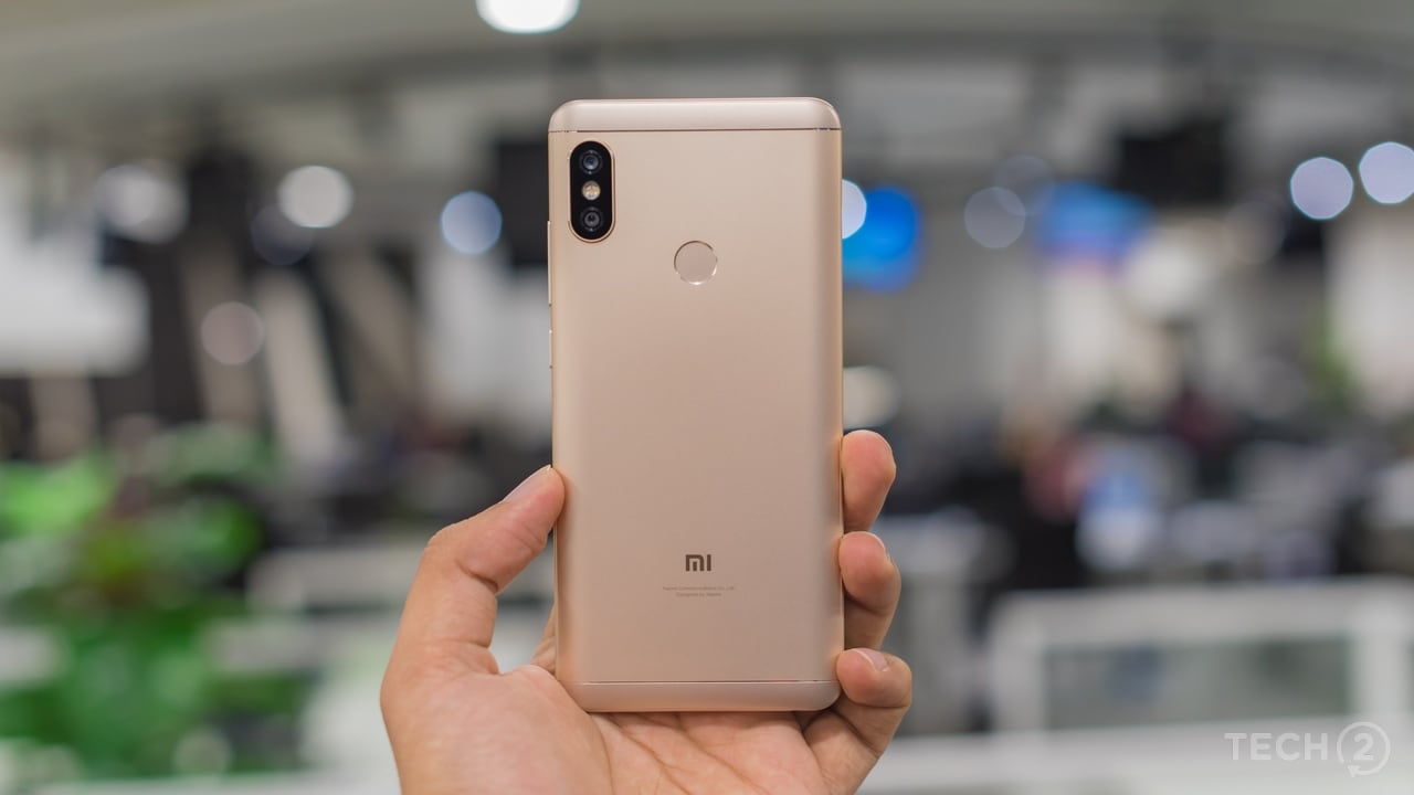 wholesale dealer 47928 35778 Xiaomi's Redmi Note 5 and Note 5 Pro cross 5 million sales in India ...