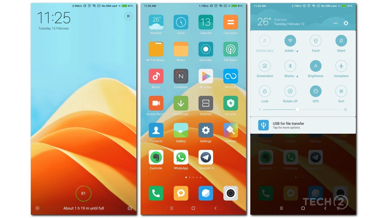 Software on the Xiaomi Redmi Note 5 Pro needs an update to Android Oreo... but so does everyone else.