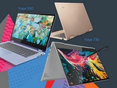Lenovo Yoga 530 and Yoga 730. Image: Twitter/ @lenovo