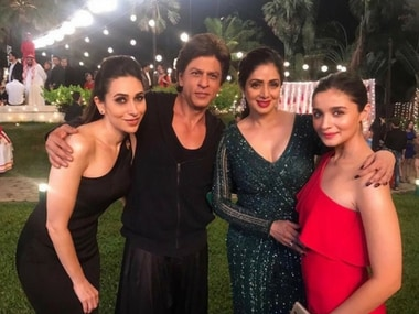 Sridevi passes away: Shah Rukh Khan pens insightful message in memory of his Army co-star