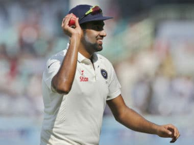 File photo of Ravichandran Ashwin. Reuters