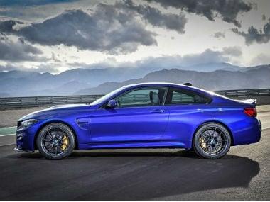 BMW M3 sedan. BMW.
