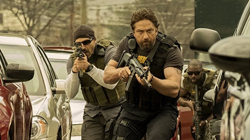 A still from Den of Thieves